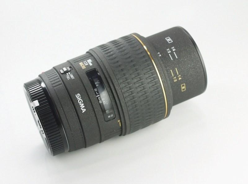 SIGMA 105/2,8 EX Macro pro Sony / Minolta