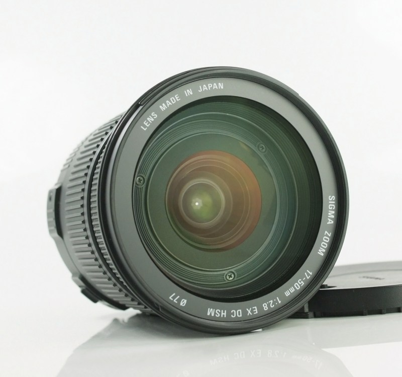 Sigma 17-50 F/2,8 EX DC HSM pro PENTAX