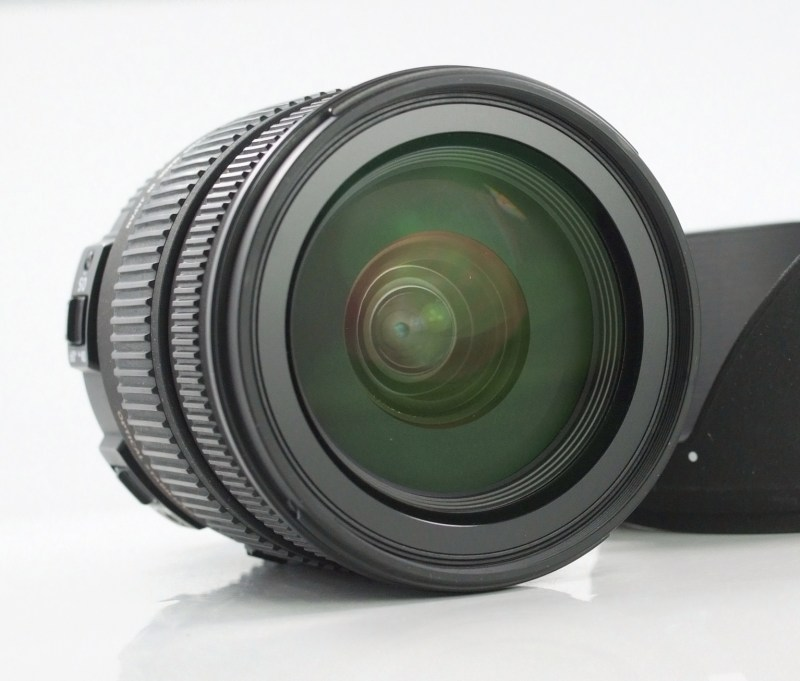SIGMA 17-70/2,8-4 DC Macro OS HSM pro SONY