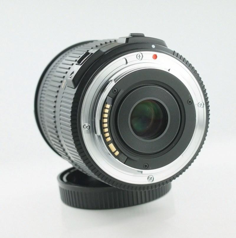 SIGMA 18-50/2,8-4,5 DC OS HSM  pro CANON