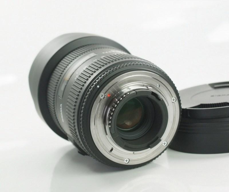 Sigma 12-24mm f/4,5-5,6 DG HSM II pro Nikon TOP STAV
