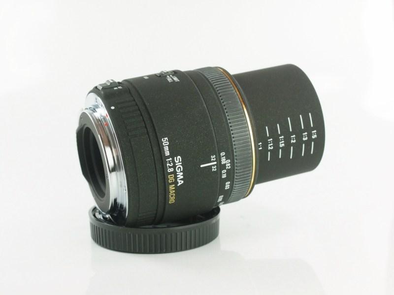 Sigma 50mm f/2.8 EX DG MACRO pro CANON SUPER STAV