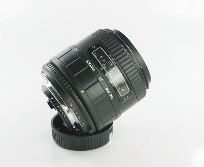 SIGMA 50/2,8 EX Macro pro Nikon