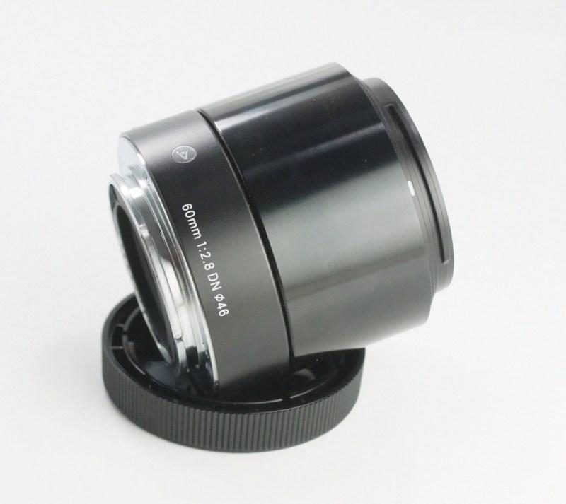 SIGMA 60 mm f/2,8 DN Art  pro Sony E