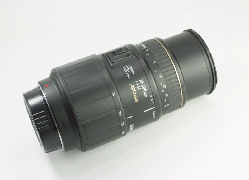 Sigma 70-300/4-5.6  APO MACRO pro SONY / Minolta