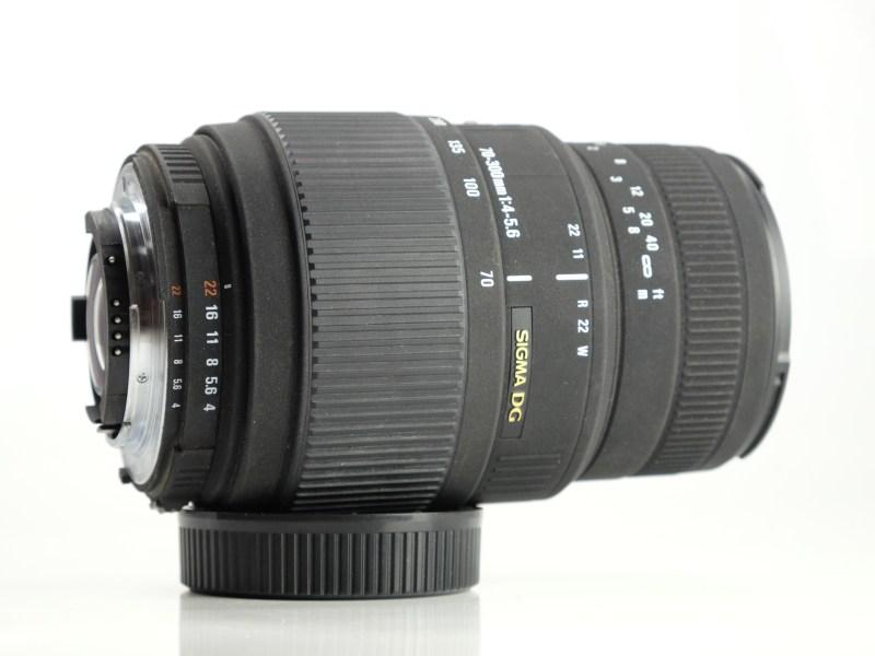 Sigma 70-300/4-5.6  DG MACRO pro Nikon