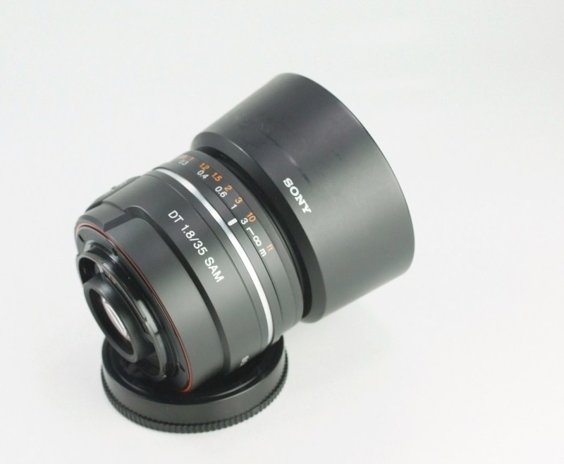 Sony DT 35mm f/1,8 SAM