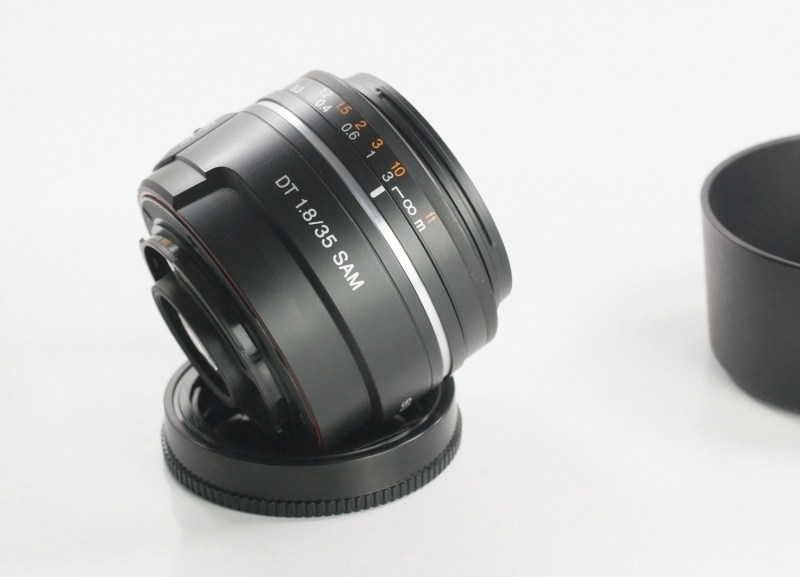 Sony DT 35mm f/1,8 SAM