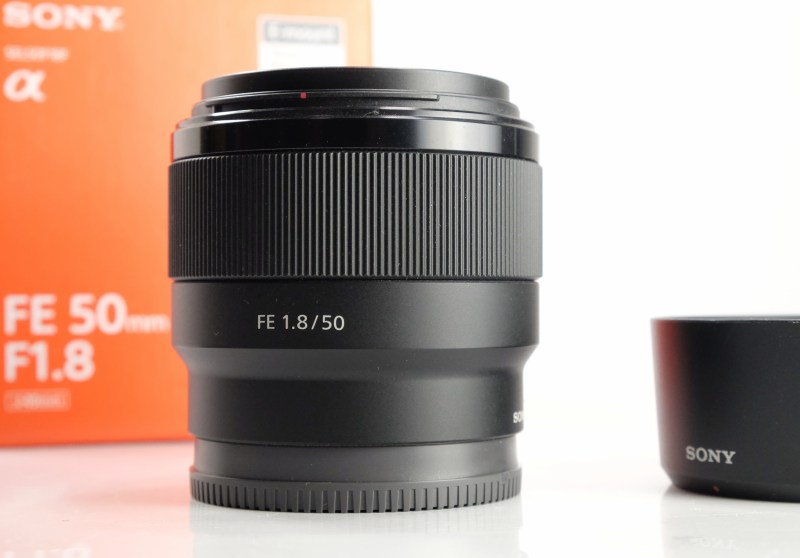 Sony FE 50mm f/1.8 TOP STAV