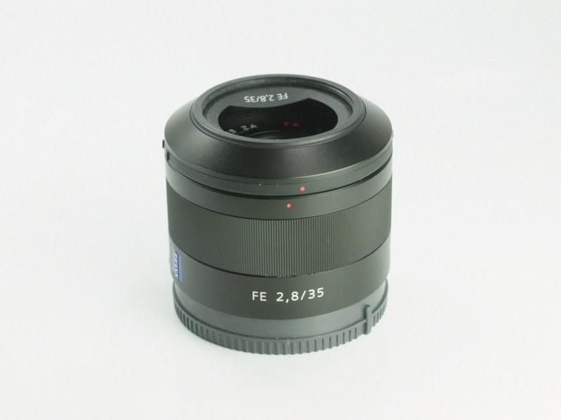 SONY FE 35 mm f/2,8 ZA Sonnar T pro bajonet E