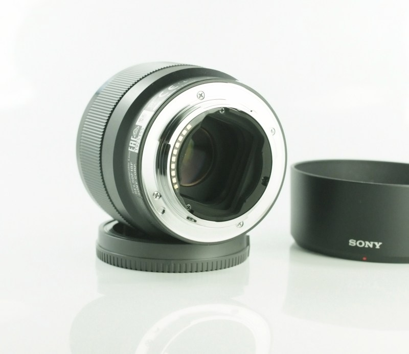 Sony FE 50mm f/1.8 záruka 1/2021