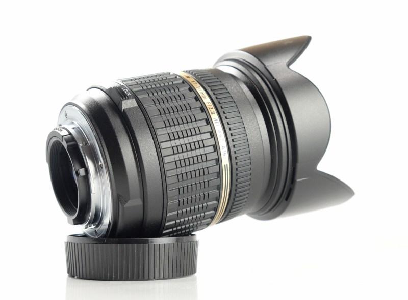Tamron SP AF 17-50mm 2,8 pro NIKON TOP STAV