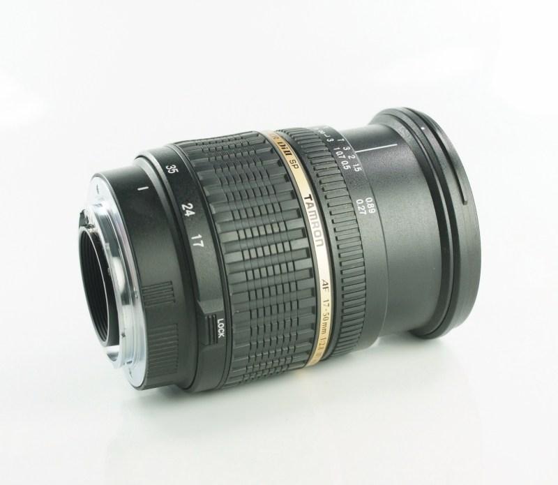 Tamron SP AF 17-50mm 2,8 pro SONY