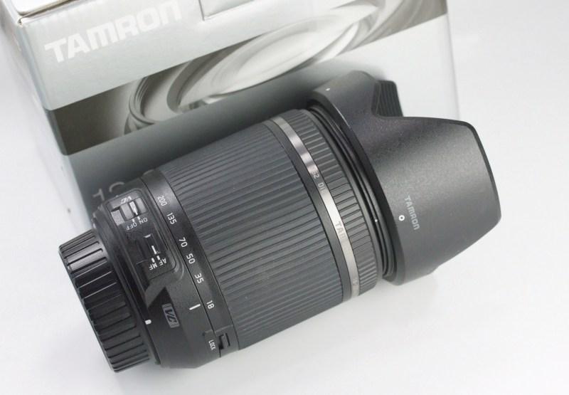 Tamron 18-200mm f/3,5-6,3 Di II VC pro Nikon TOP