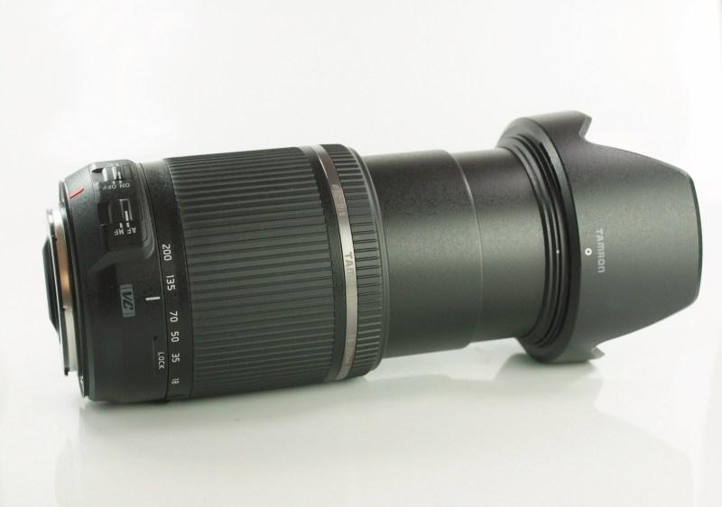 Tamron 18-200mm f/3,5-6,3 Di II VC pro Canon TOP  STAV