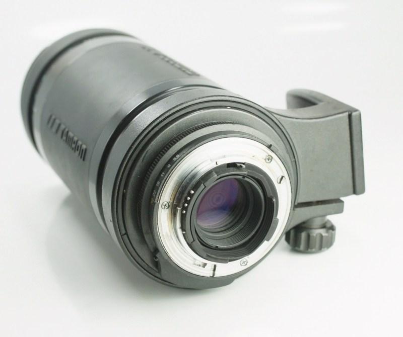 TAMRON AF 200-400mm F/5.6 pro NIKON