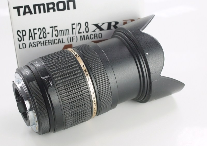 TAMRON 28-75 mm f/2,8 SP XR Di Asph. pro Pentax  TOP