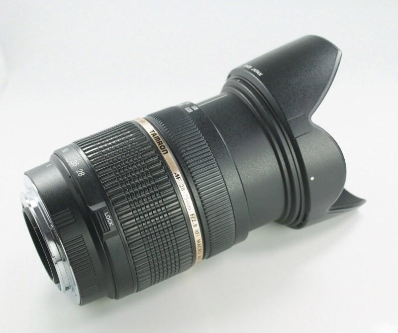 TAMRON 28-75 mm f/2,8 SP XR Di Asph. pro Sony A