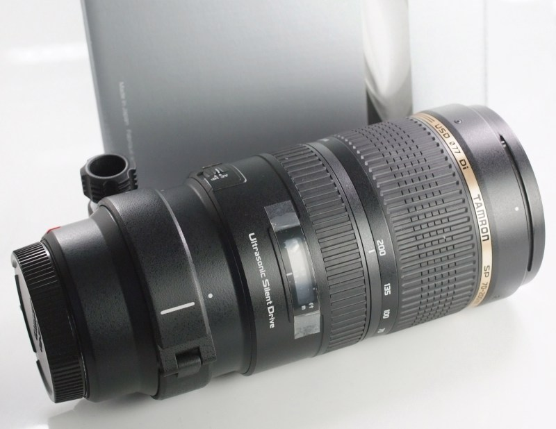 TAMRON 70-200 mm f/2,8 SP Di USD pro SONY TOP STAV