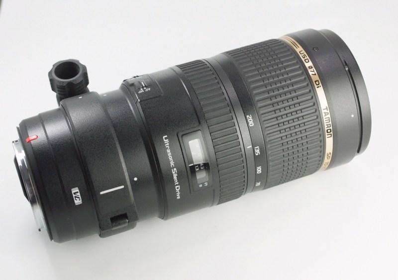 Tamron SP 70-200mm f/2,8 Di VC USD pro Canon TOP