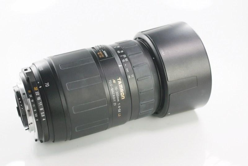 TAMRON 70-300 mm f/4-5,6 LD  pro Nikon