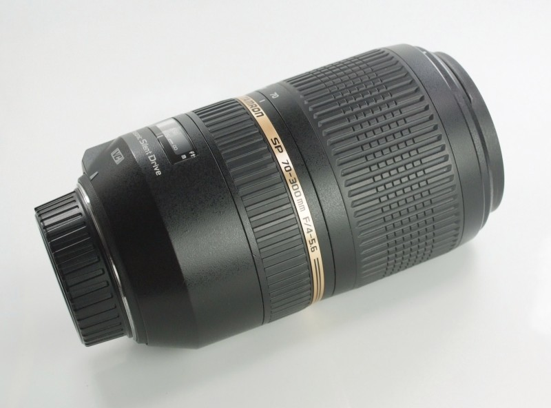 TAMRON 70-300 mm f/4-5,6 SP Di VC USD pro Nikon TOP STAV