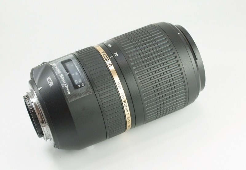 TAMRON 70-300 mm f/4-5,6 SP Di VC USD pro Nikon TOP