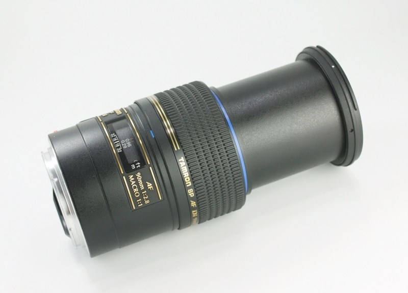 TAMRON 90 mm f/2,8 SP Macro pro Canon