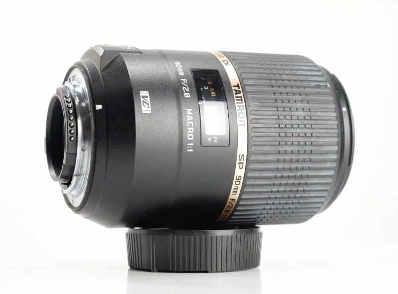 TAMRON 90 mm f/2,8 SP Di Macro VC USD pro Nikon