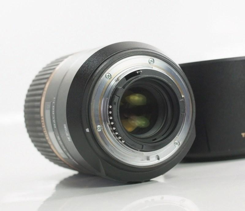TAMRON 90 mm f/2,8 SP Di Macro VC USD pro Nikon TOP