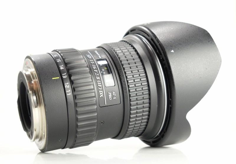 TOKINA 11-16/2,8 DX AT-X pro Canon