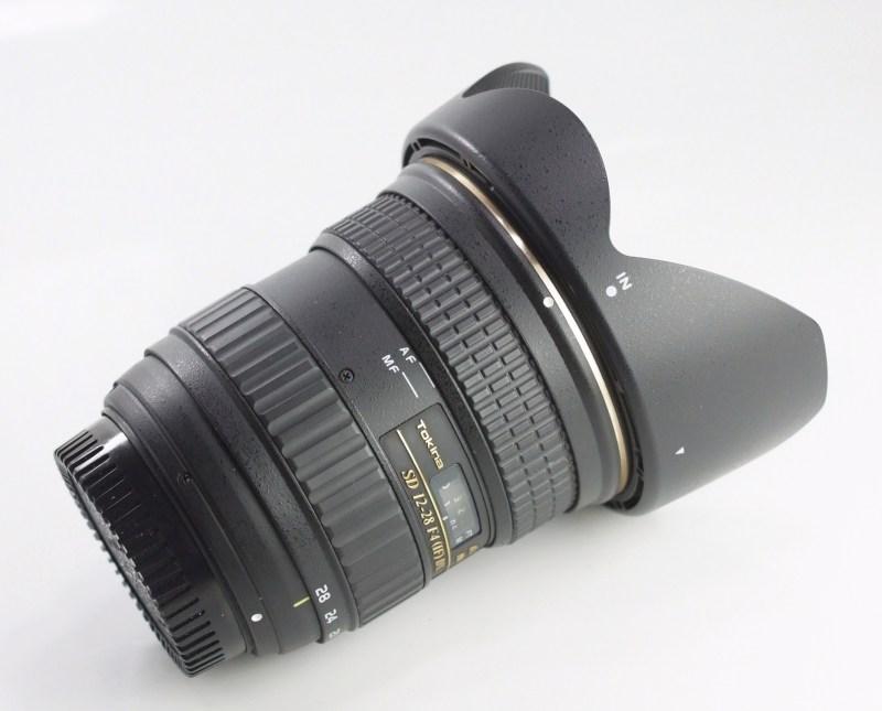 TOKINA 12-28 mm f/4 AT-X SD PRO IF DX pro Nikon