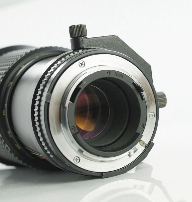 Tokina AT-X SD 80-200 mm F2,8 pro Nikon