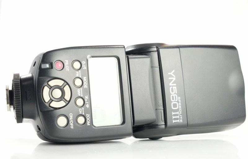 Yongnuo blesk Speedlite YN560 III pro Nikon
