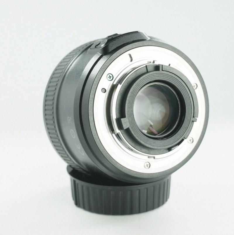 Yongnuo 35mm f/2 pro NIKON
