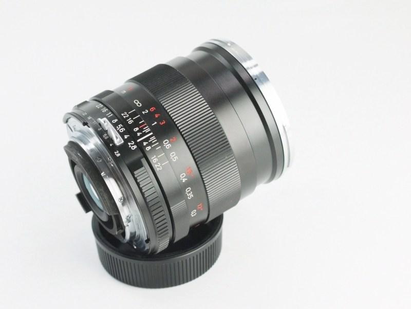 ZEISS 25 mm f/2,8 Distagon ZF pro Nikon
