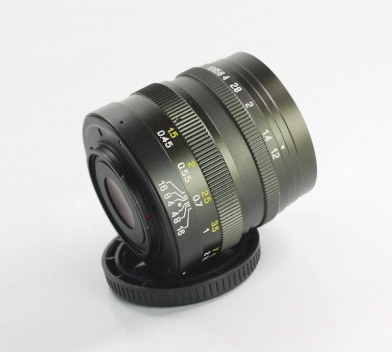 Zhong Mitakon 42.5mm F1.2 micro 4/3