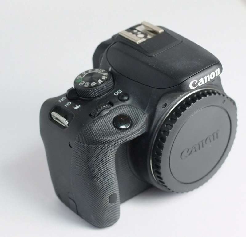 Canon EOS 100D TOP