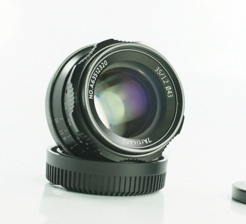 7artisans 35mm f/1.2 pro Sony E