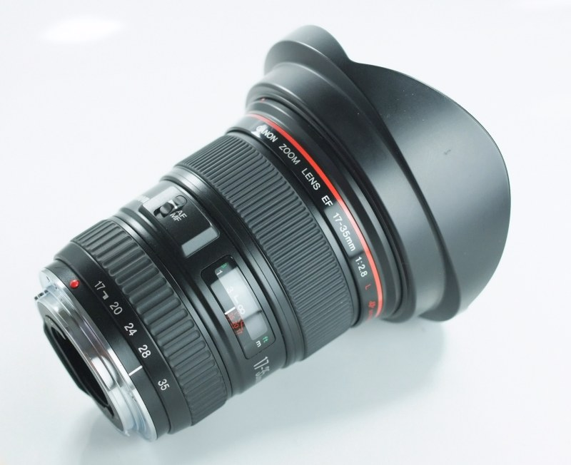 Canon EF 17-35/2,8 L USM TOP
