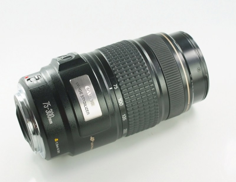 Canon EF 75-300mm f/4-5.6 USM IS