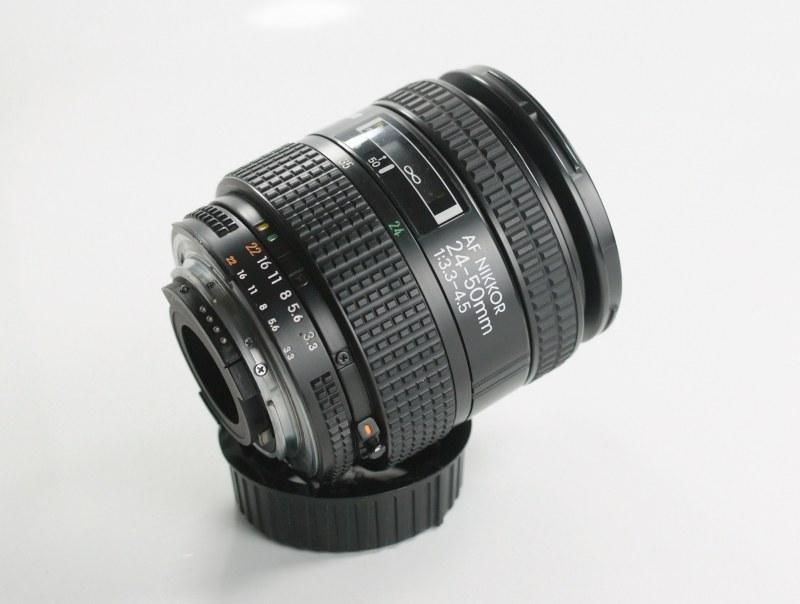 Nikon AF 24-50mm f/3.3 4.5 TOP