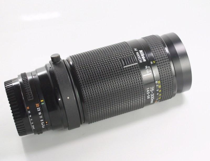 Nikkor AF 75-300mm f/4.5-5.6