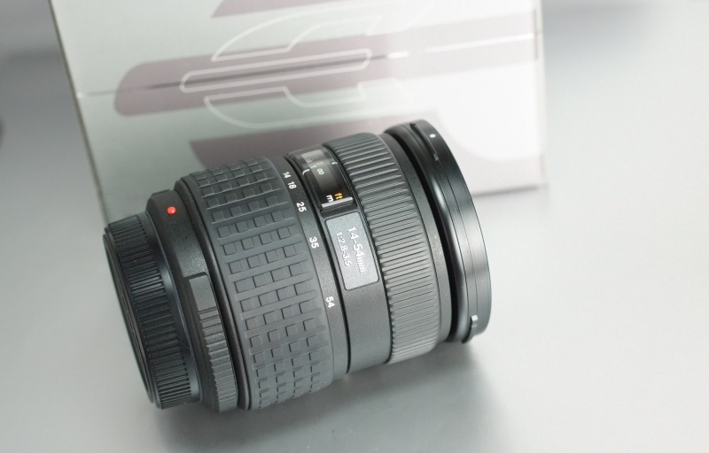 Olympus ZUIKO  14-54 mm F 2,8-3,5