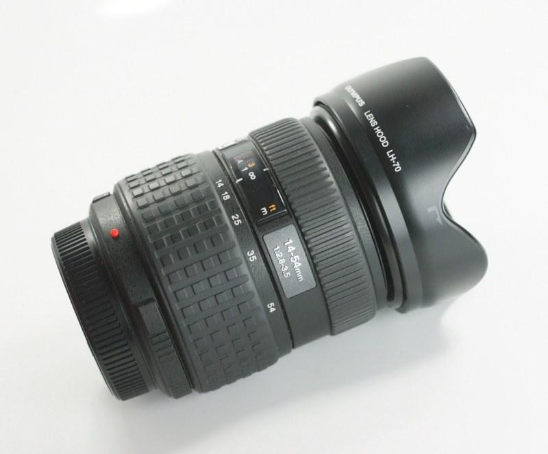 Olympus E-System 14-54 mm F 2,8-3,5 EZ TOP