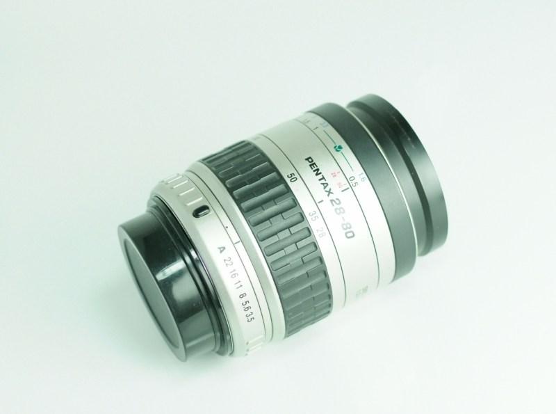 Pentax-FA 28-80mm F3.5-5.6 AL SMC
