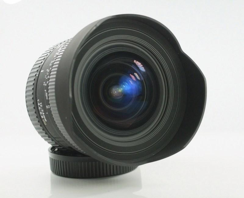 SIGMA 12-24 mm f/4,5-5,6 EX DG Asph. pro Pentax TOP