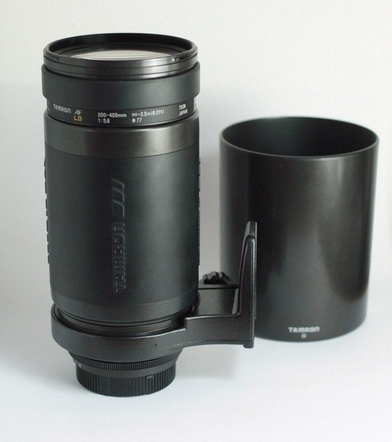 Tamron AF 200-400mm  pro Nikon