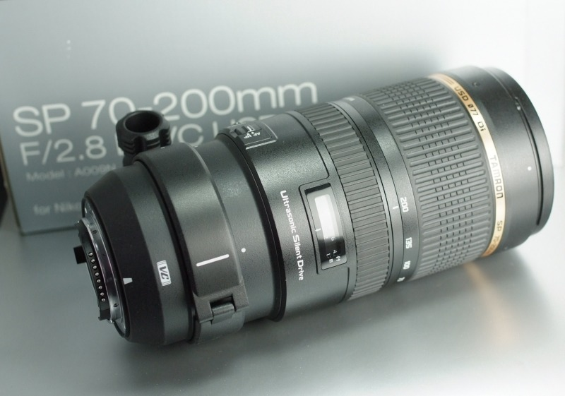 TAMRON 70-200 mm f/2,8 SP Di VC USD pro Nikon TOP