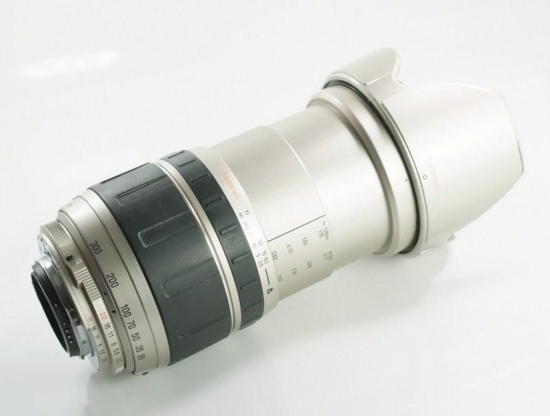 Tamron AF 28-300mm f/3,5-6,3 Macro pro Nikon